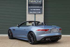 Jaguar F-Type V8 S - Large 8