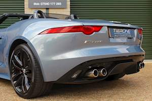 Jaguar F-Type V8 S - Large 14