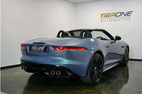 Jaguar F-Type V8 S - Large 44