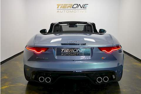 Jaguar F-Type V8 S - Large 19