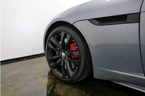 Jaguar F-Type V8 S - Large 45