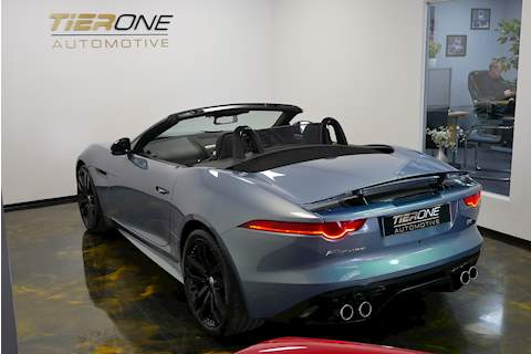Jaguar F-Type V8 S - Large 46