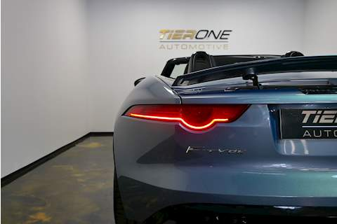 Jaguar F-Type V8 S - Large 48