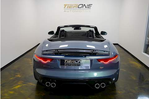 Jaguar F-Type V8 S - Large 49