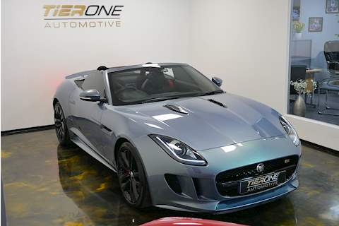 Jaguar F-Type V8 S - Large 55
