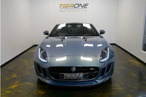Jaguar F-Type V8 S - Large 18
