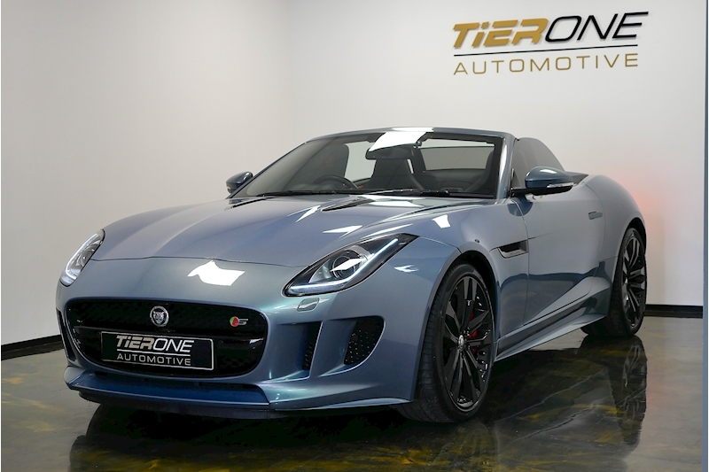 Jaguar F-Type V8 S - Large 20