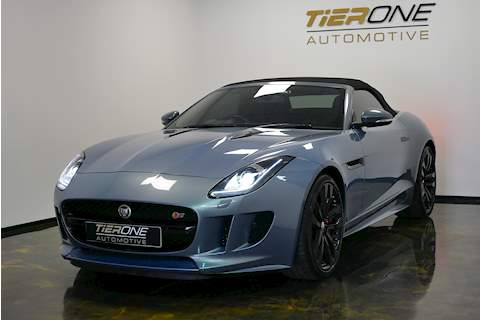 Jaguar F-Type V8 S - Large 56