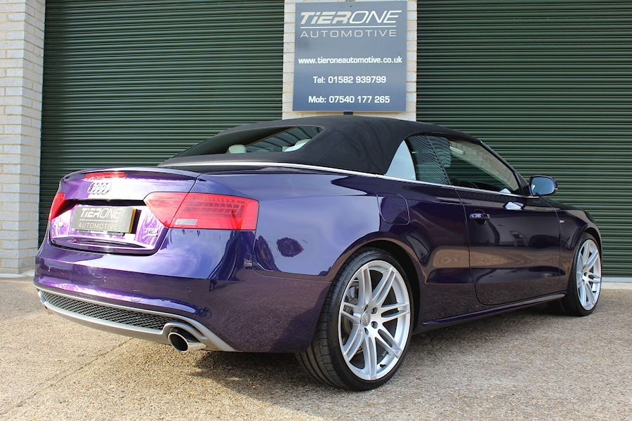 Audi A5 Tfsi Quattro S Line Special Edition - Large 27
