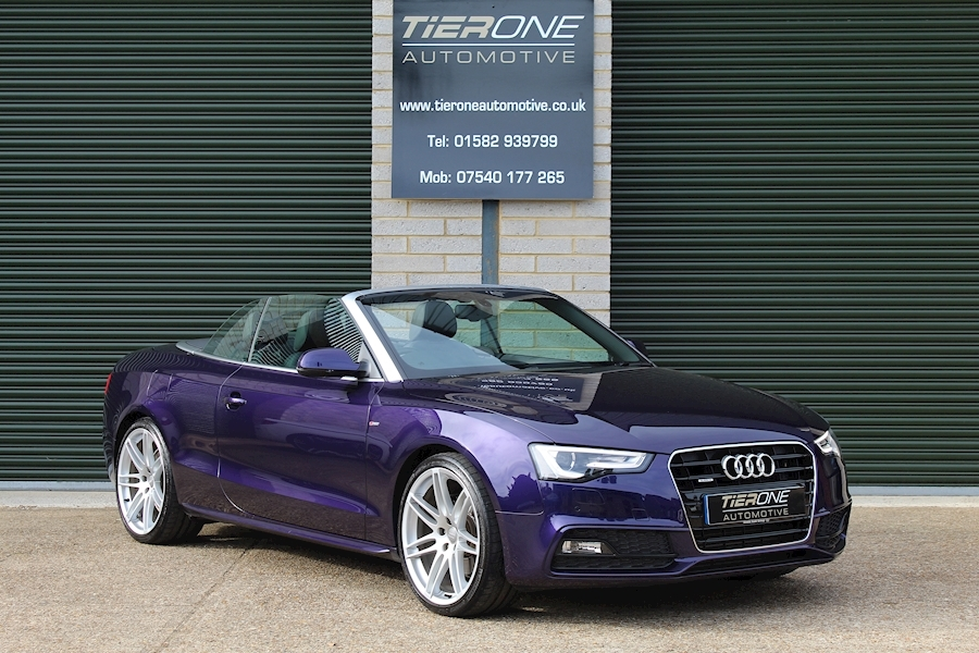 Audi A5 Tfsi Quattro S Line Special Edition - Large 1