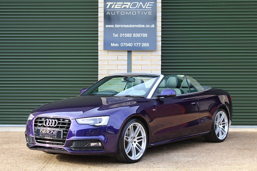 Audi A5 Tfsi Quattro S Line Special Edition
