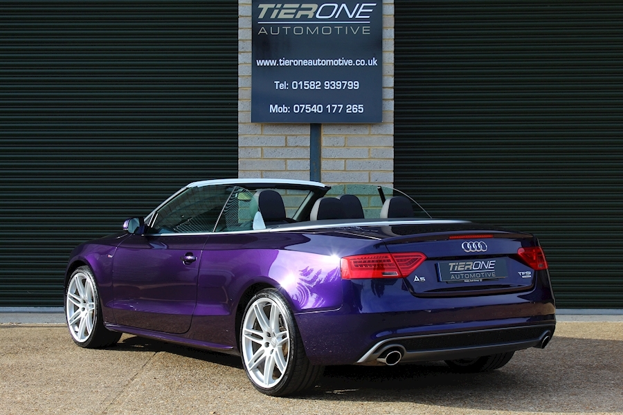 Audi A5 Tfsi Quattro S Line Special Edition - Large 2