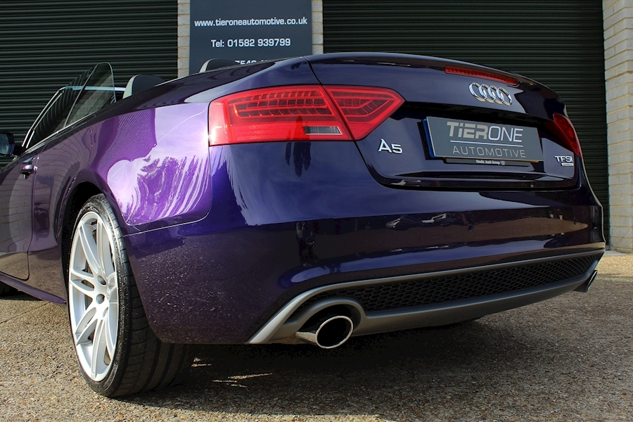 Audi A5 Tfsi Quattro S Line Special Edition - Large 32