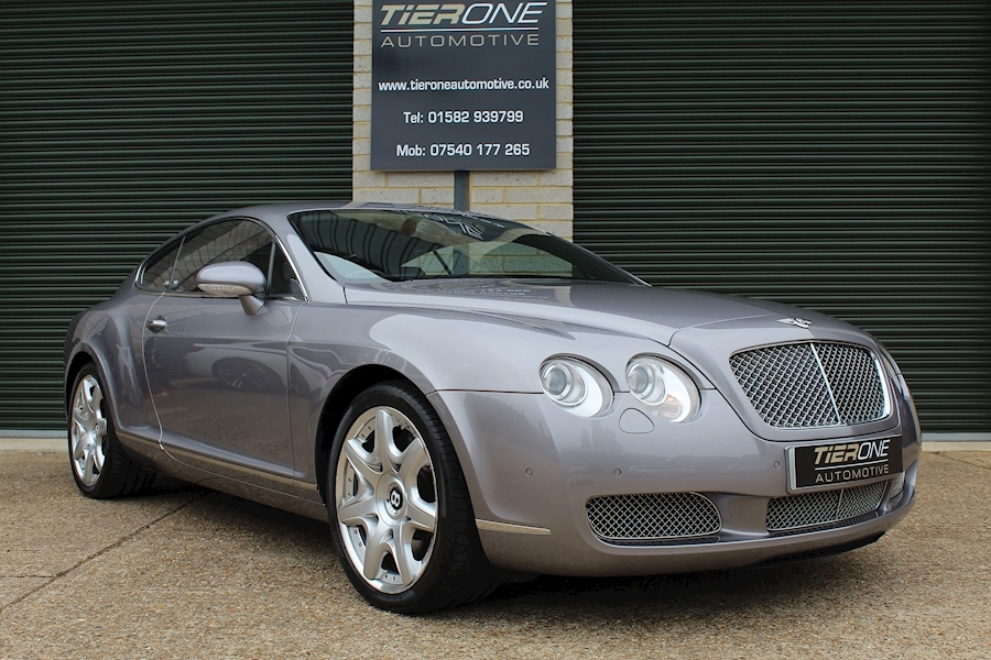 Bentley Continental 6.0 GT - Large 27