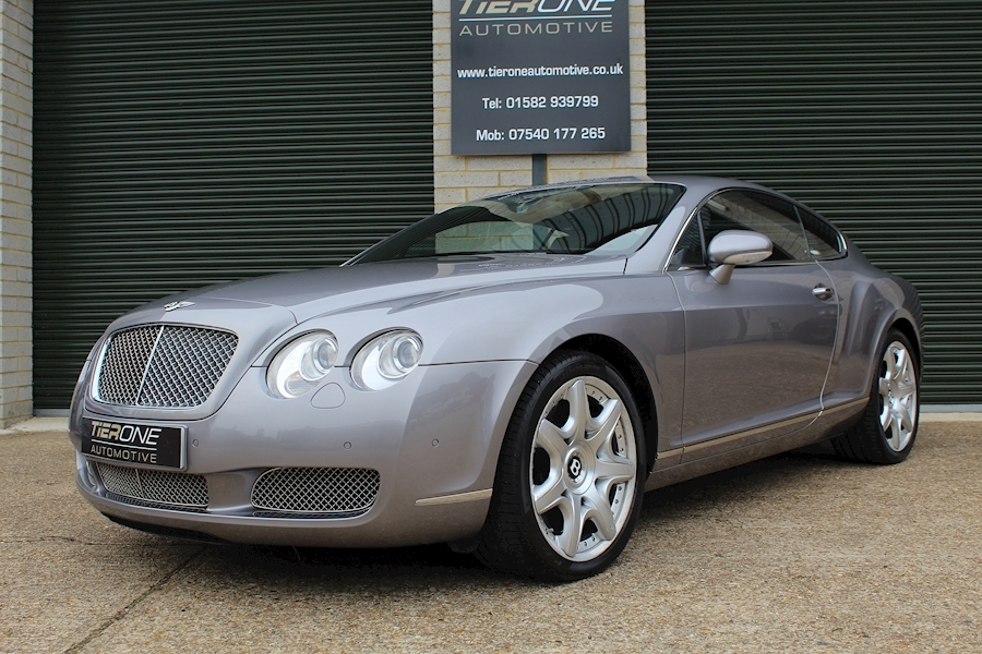 Bentley Continental 6.0 GT - Large 28