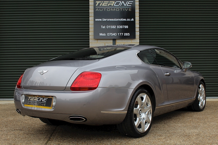 Bentley Continental 6.0 GT - Large 42