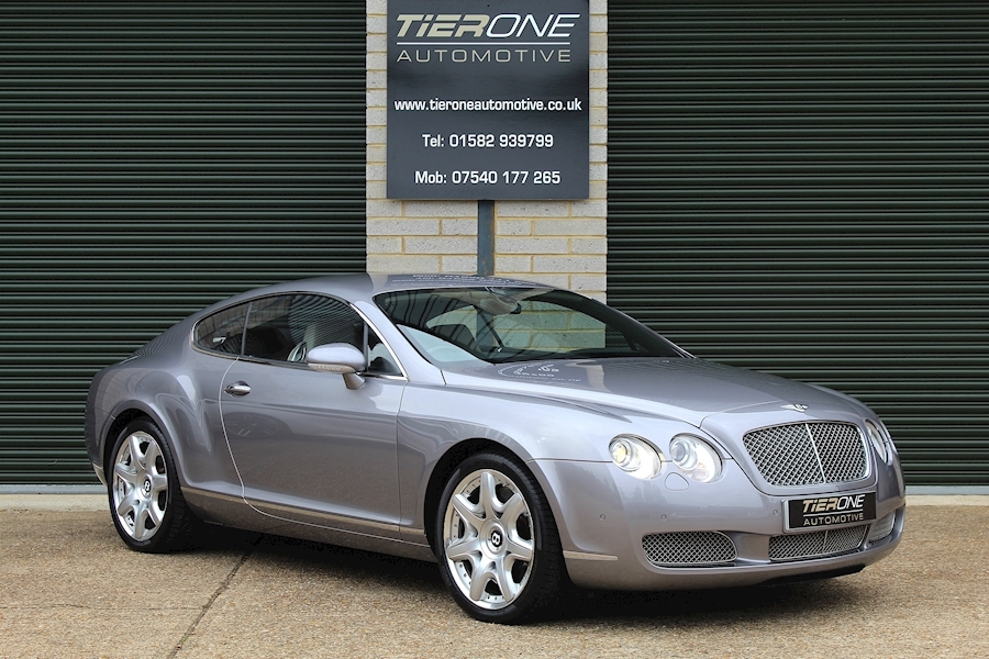 Bentley Continental 6.0 GT - Large 8