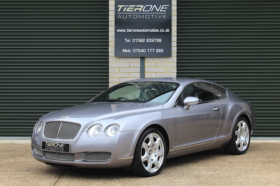 Bentley Continental 6.0 GT - Large 0