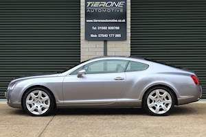 Bentley Continental 6.0 GT - Large 10