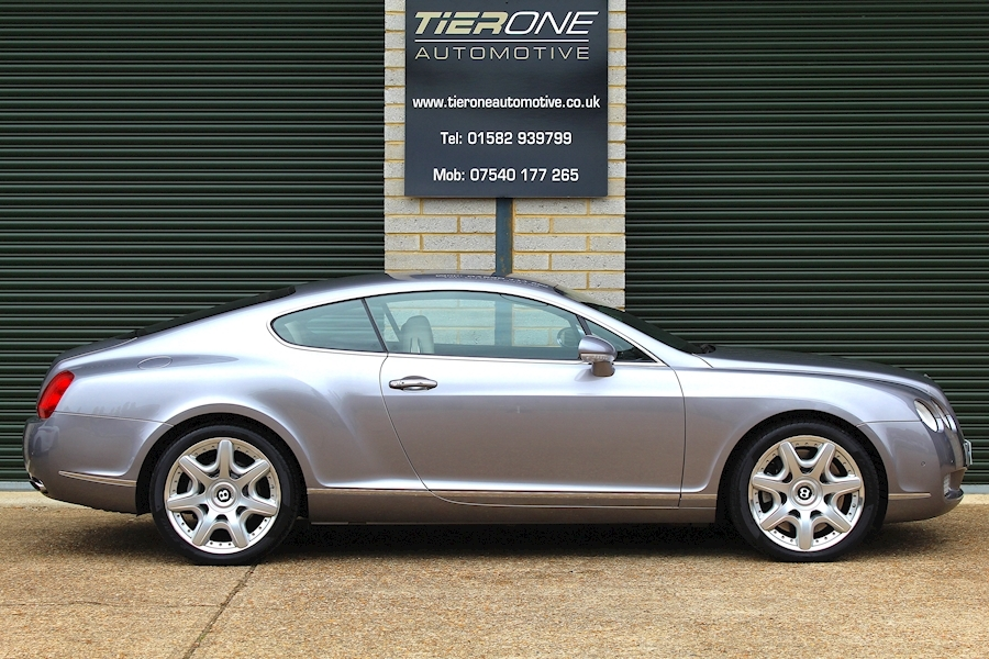 Bentley Continental 6.0 GT - Large 2