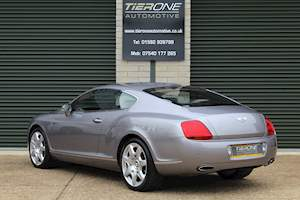 Bentley Continental 6.0 GT - Large 9