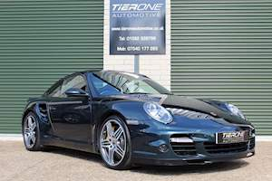 Porsche 911 Turbo Tiptronic S - Large 30