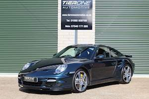 Porsche 911 Turbo Tiptronic S - Large 0