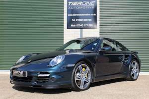 Porsche 911 Turbo Tiptronic S - Large 21