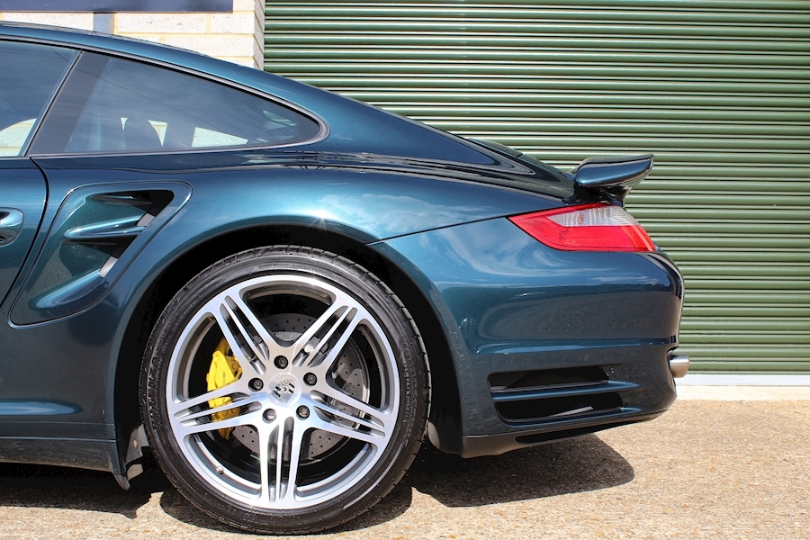 Porsche 911 Turbo Tiptronic S - Large 20