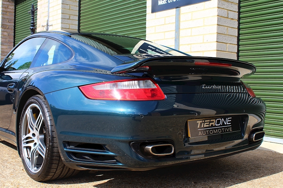 Porsche 911 Turbo Tiptronic S - Large 10