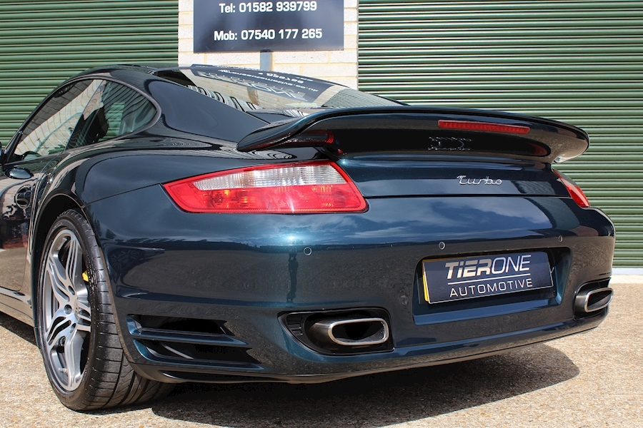 Porsche 911 Turbo Tiptronic S - Large 31