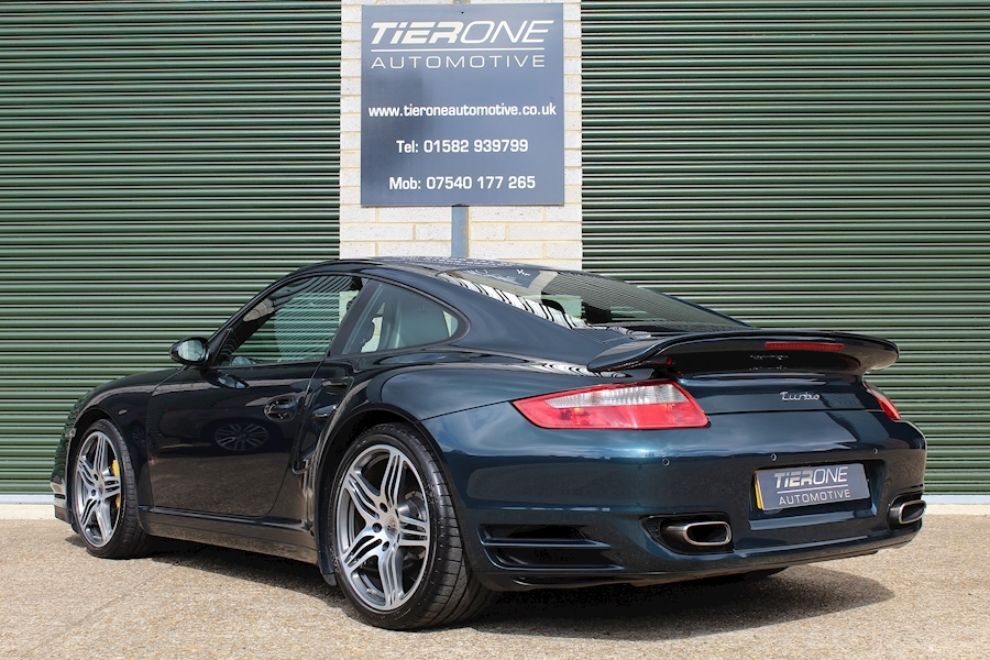 Porsche 911 Turbo Tiptronic S - Large 28