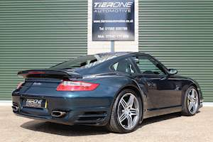 Porsche 911 Turbo Tiptronic S - Large 32