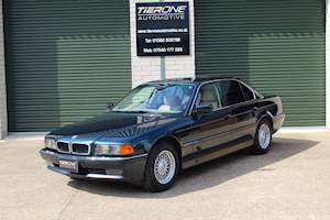 BMW 7 Series E38 740i SE - Large 0