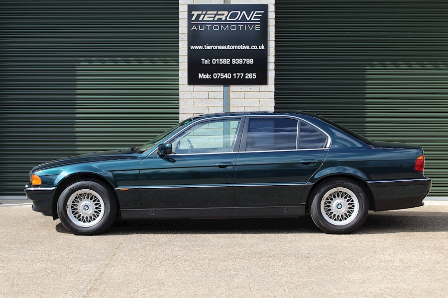 BMW 7 Series E38 740i SE - Large 4