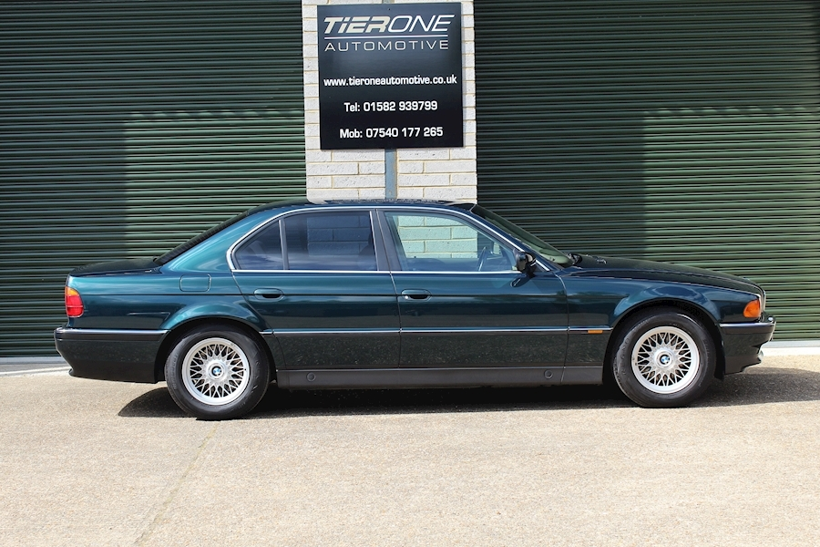 BMW 7 Series E38 740i SE - Large 5