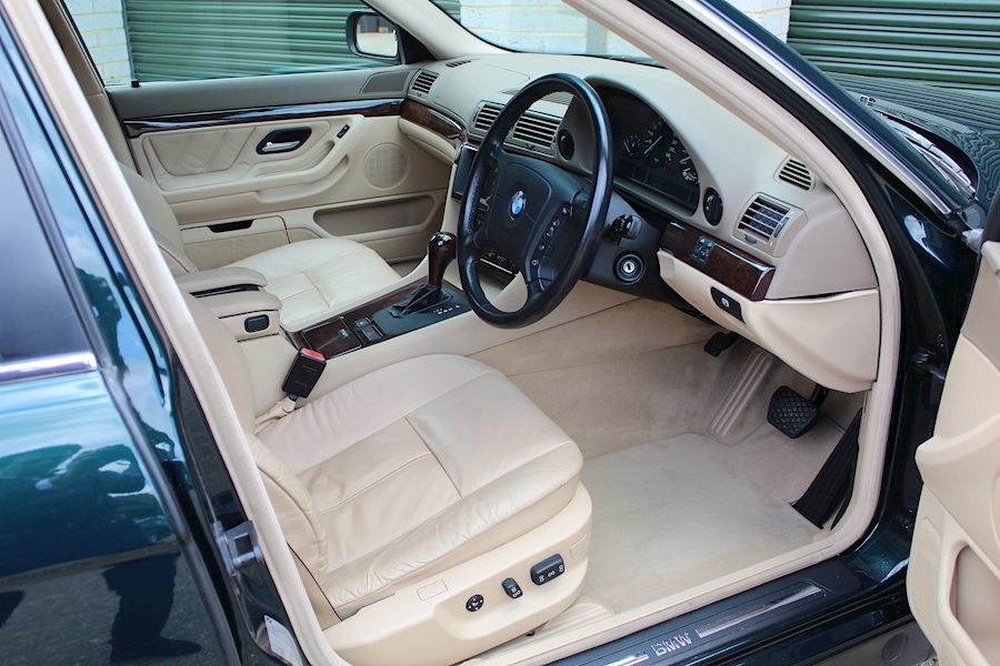 BMW 7 Series E38 740i SE - Large 7