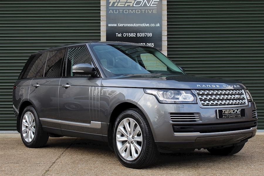 Land Rover Range Rover Sdv8 Vogue Se - Large 22