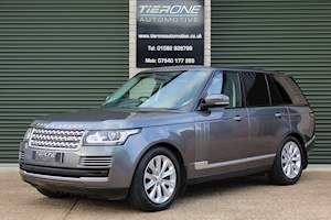 Land Rover Range Rover Sdv8 Vogue Se - Large 0