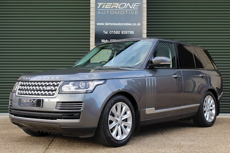 Land Rover Range Rover Sdv8 Vogue Se - Large 24