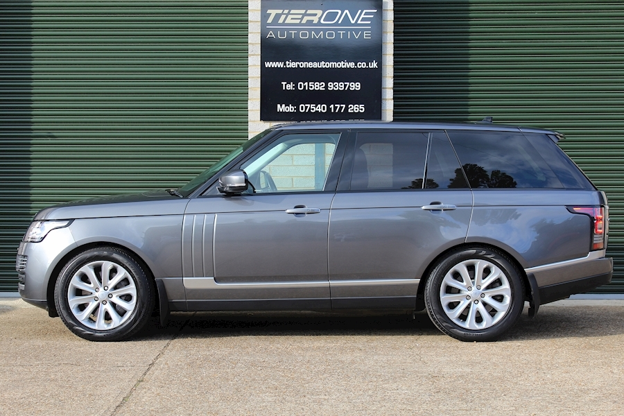 Land Rover Range Rover Sdv8 Vogue Se - Large 4
