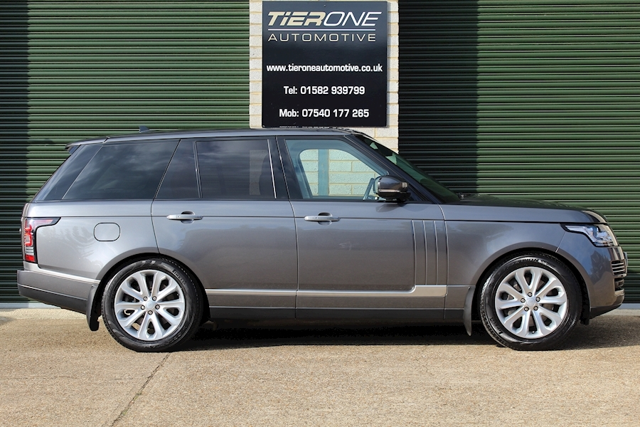 Land Rover Range Rover Sdv8 Vogue Se - Large 5