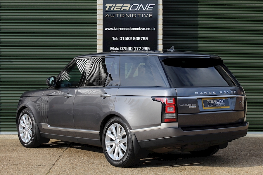 Land Rover Range Rover Sdv8 Vogue Se - Large 3