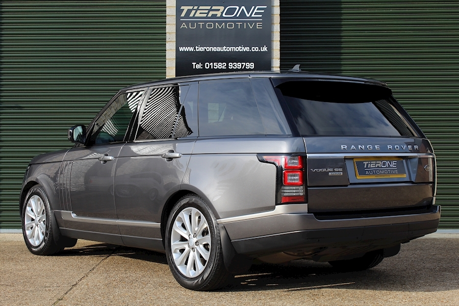 Land Rover Range Rover Sdv8 Vogue Se - Large 21