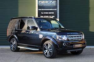 Land Rover Discovery Sdv6 Hse Luxury - Large 1