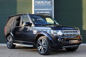 Land Rover Discovery Sdv6 Hse Luxury - Large 22