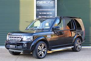 Land Rover Discovery Sdv6 Hse Luxury - Large 0