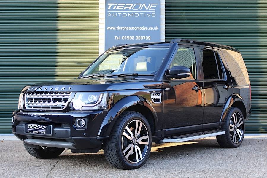 Land Rover Discovery Sdv6 Hse Luxury - Large 18
