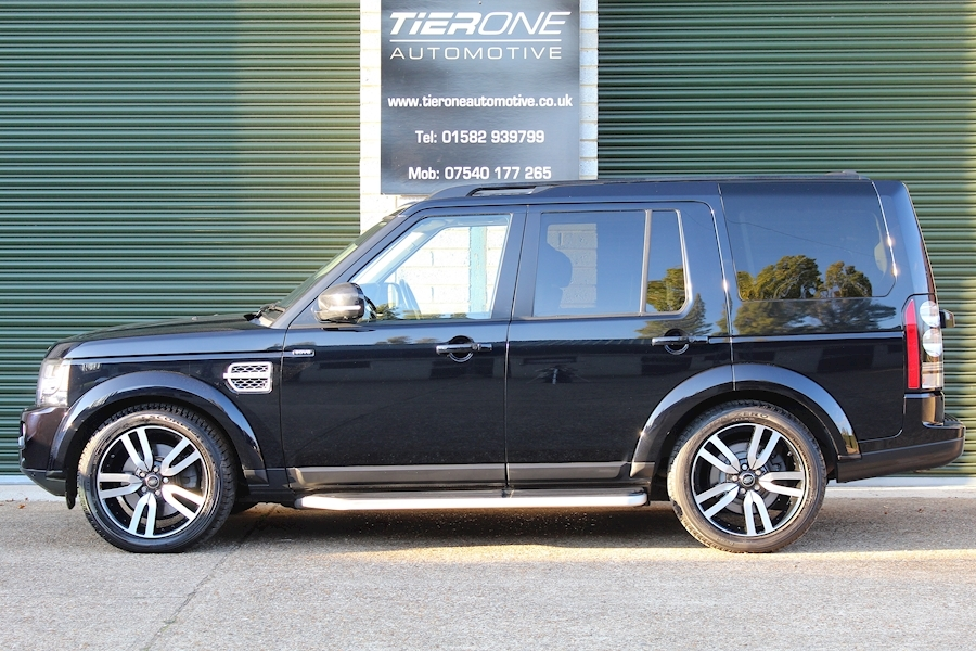 Land Rover Discovery Sdv6 Hse Luxury - Large 4