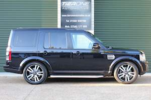 Land Rover Discovery Sdv6 Hse Luxury - Large 5